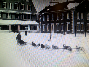 Old Woodstock Inn Centerpiece of Village  and Winter Sports since early 1900's