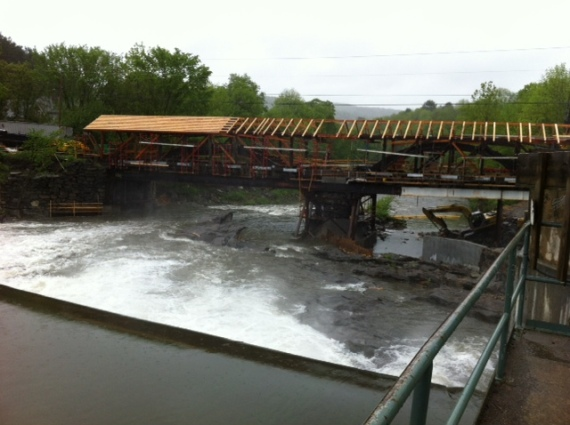 Taftsville Bridge 2013