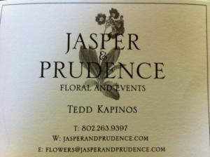 jasper and prudence