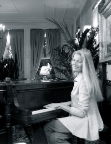 Susan at Piano