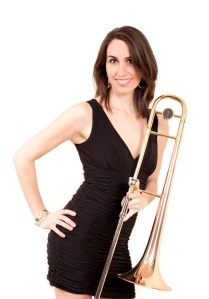 Jazz performer elizabeth! attended Woodstock Union High School and was a Yoh Master